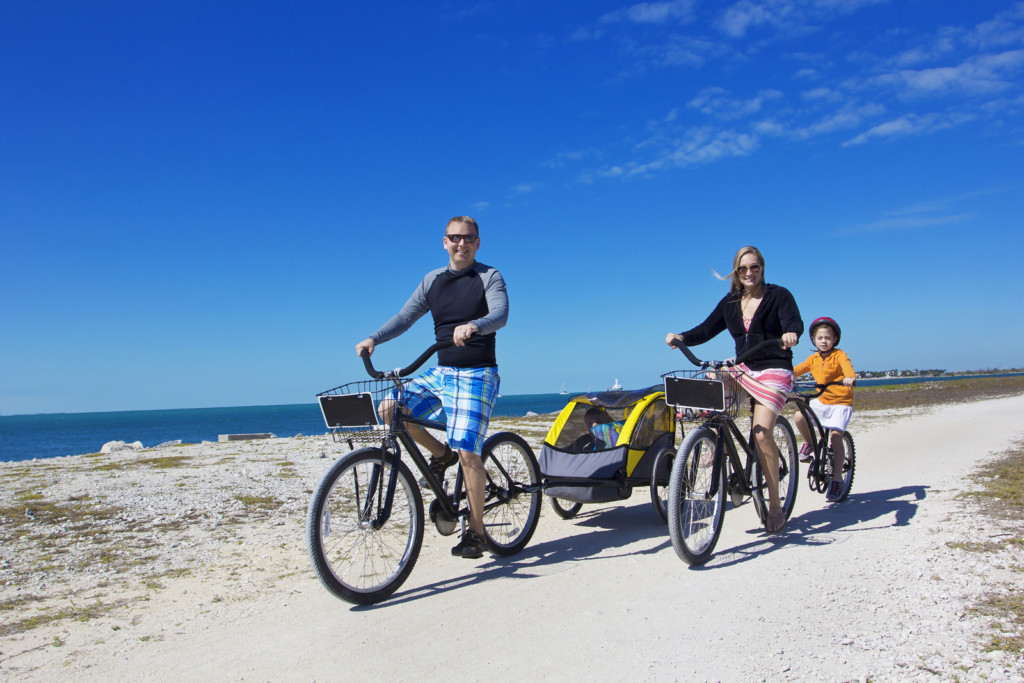 Bike Rentals are a Great Idea for a Shore Vacation